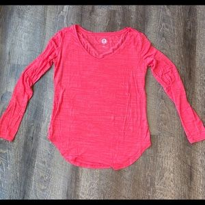 Kohl's SO relaxed tee